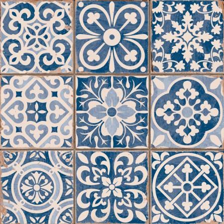 Peronda FS Faenza A Płytka podłogowa 33x33 cm, niebieska 13618