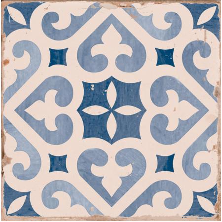 Peronda FS Faenza A Taco Płytka podłogowa 11x11 cm, niebieski 13717