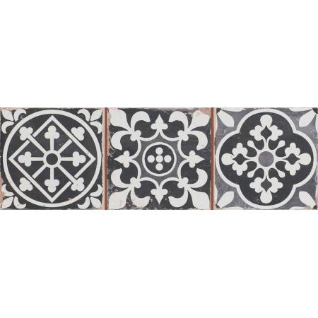 Peronda FS Faenza N Listwa podłogowa 11x33 cm, czarna 13715