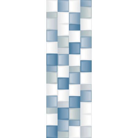 Peronda Granny Smith A Płytka ścienna 25x75 cm, niebieski/biały 19269