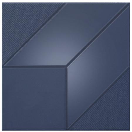 Peronda Iso by Mut Blue Cube Płytka podłogowa 30x30 cm, niebieska 22278