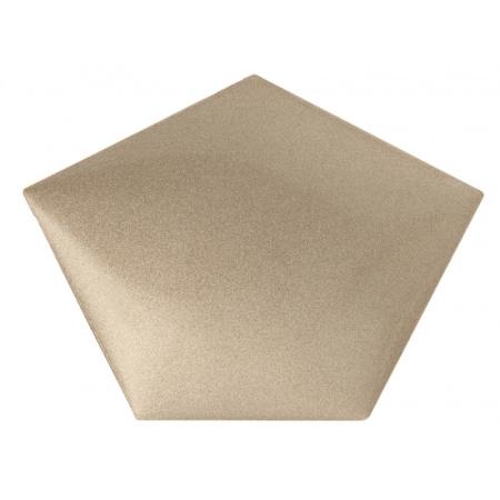 Peronda Kin by Dsignio Gold Płytka ścienna 15x11,5 cm, złota 16494