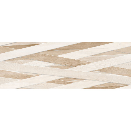 Peronda Laccio Wood H/R Płytka ścienna 32x90 cm, kremowa 18500