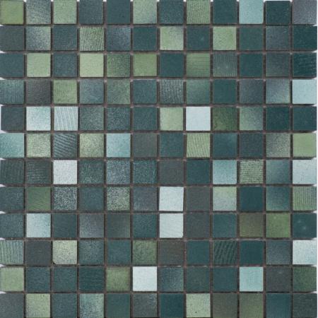Peronda Nature Harmony Lava Green Mozaika ścienna 30x30 cm, zielona 20894
