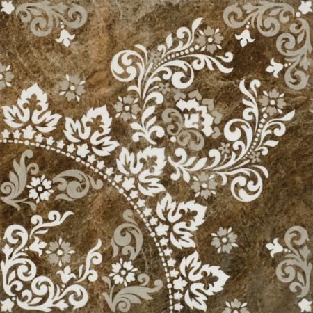 Peronda Persepolis Cantago M/P Gres Poler Płytka podłogowa 60x60 cm, brązowa 13348