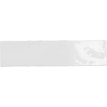 Peronda Poitiers W Matt Płytka ścienna 7,5x30 cm, biała 19490