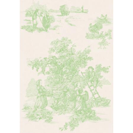 Peronda Provence Avignon V Płytka ścienna 33x47 cm, zielona 12985