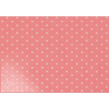 Peronda Provence Nice R Płytka ścienna 33x47 cm, czerwona 12852