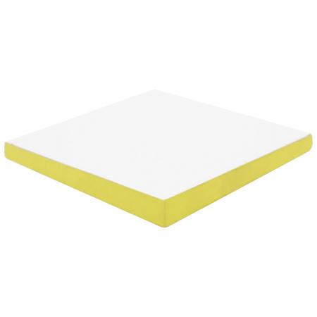 Peronda Scales by Mut Scales AM Płytka ścienna 12x12 cm, biały/żółty 16490