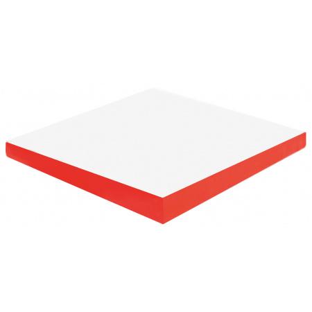Peronda Scales by Mut Scales CO Płytka ścienna 12x12 cm, biały/czerwony 16488