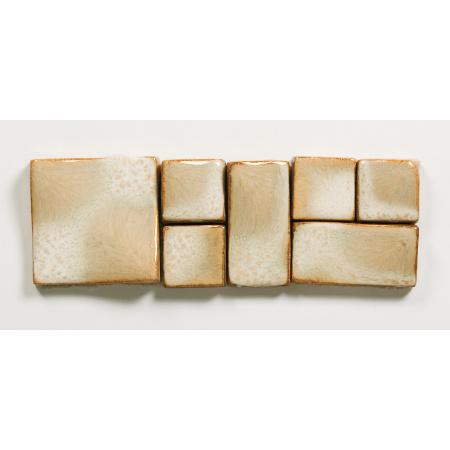 Peronda Shamian-B Płytka ścienna 10x30 cm, złota 10539