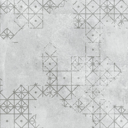 Peronda Shark Motown S/R Gres Płytka podłogowa 60,7x60,7 cm, szara 18486
