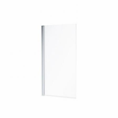 Koło Geo 80 Parawan nawannowy jednoczęściowy 80x150 cm profile chrom/srebrny połysk szkło przezroczyste Reflex 560.118.00.3