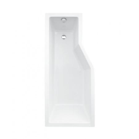 PMD Besco Integra Kabino-wanna asymetryczna 150x75 cm akrylowa lewa, biała WAI-150-PL