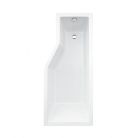PMD Besco Integra Kabino-wanna asymetryczna 150x75 cm akrylowa prawa, biała WAI-150-PP