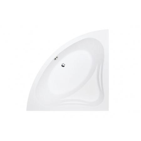 PMD Besco Mia Wanna narożna symetryczna 130x130 cm akrylowa, biała WAM-130-NS