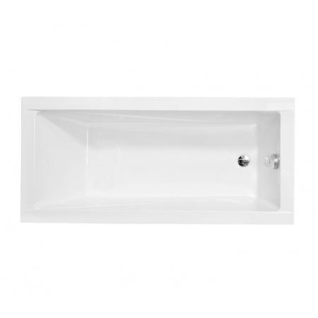 PMD Besco Modern Wanna prostokątna 120x70 cm biała WAM-120-MO