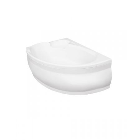 PMD Besco Finezja Nova Wanna narożna asymetryczna 170x110 cm lewa, biała WAF-170-NL