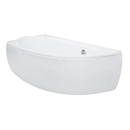 PMD Besco Mini Wanna narożna asymetryczna 150x69 cm lewa, biała WAM-150-MNL