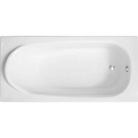 Polimat Medium Wanna prostokątna 190x80 cm, biała 00298