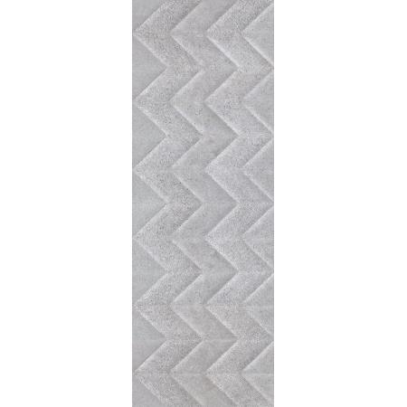 Porcelanosa Dover Spiga Acero Płytka ścienna 31,6x90 cm, szara P34707751/100155972