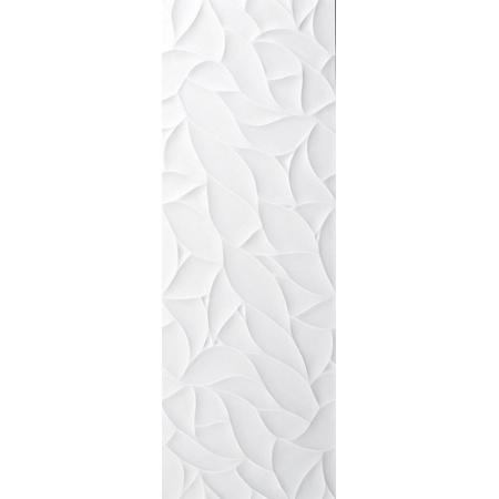 Porcelanosa Oxo Deco Blanco Płytka ścienna 31,6x90 cm, biała P3470590/100105124