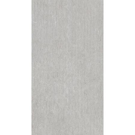 Porcelanosa Rodano Lineal Acero Płytka ścienna 31,6x59,2 cm, szary P23107161/100177522