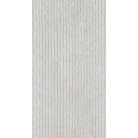Porcelanosa Rodano Lineal Caliza Płytka ścienna 31,6x59,2 cm, szara P23107151/100177523