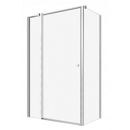 Radaway Eos II KDJ Drzwi prysznicowe wahadłowe 110x195 cm lewe 3799423-01L