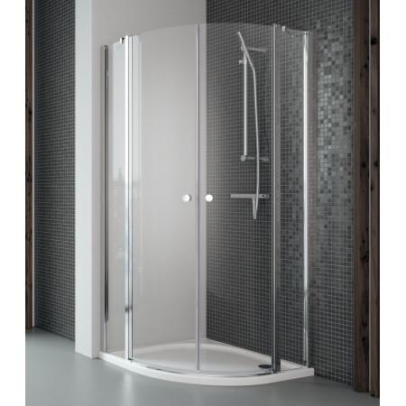 Radaway Eos II PDD Drzwi prysznicowe wahadłowe 100x197 cm prawe 3799472-01R
