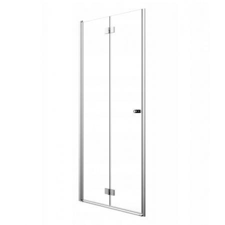 Radaway Essenza New DWB Drzwi prysznicowe składane wnękowe 90x202 cm lewe 385076-01-01L