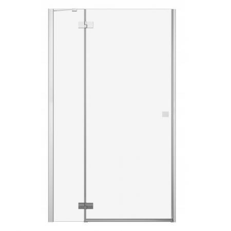 Radaway Essenza New DWJ Drzwi prysznicowe uchylne wnękowe 80x200 cm lewe 385012-01-01L