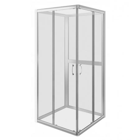 Radaway Premium Plus 2S Ścianki tylne 80x80x190 cm 33443-01-01N