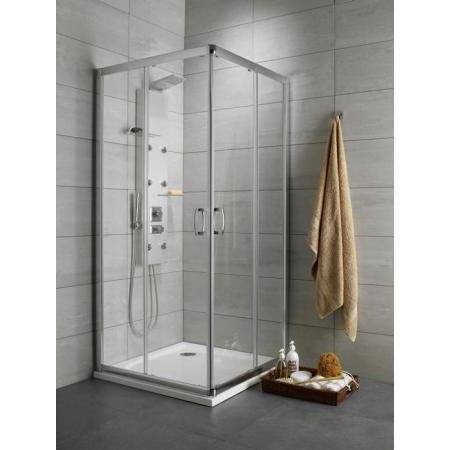 Radaway Premium Plus C Kabina prysznicowa kwadratowa 90x90x190 cm 30453-01-01N