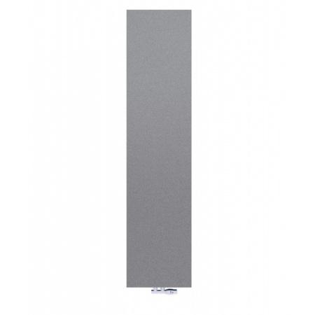 Radox Nova Flat Grzejnik płytowy 180x52 cm grey metallic RX-NVF.004T.1800.520