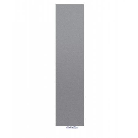 Radox Nova Flat Grzejnik płytowy 180x59 cm grey metallic RX-NVF.004T.1800.590