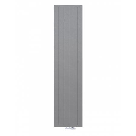 Radox Nova Grzejnik 180x35 cm grey metallic RX-NVV.004T.1800.350