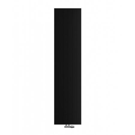 Radox Nova Grzejnik 180x42 cm textured black RX-NVV.002T.1800.420