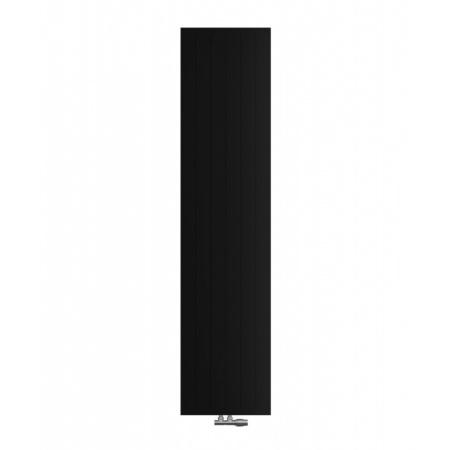 Radox Nova Grzejnik 180x49 cm textured black 9005T RX-NVV.002T.1800.490