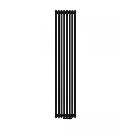 Radox Vertica DBI Grzejnik 180x35,6 cm soft textured metallic grey RX-VRDBI.003T.1800.356