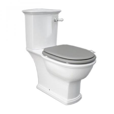 RAK Ceramics Washington Toaleta WC stojąca 70,5x36 cm kompaktowa biały połysk WAWC00003