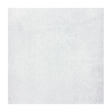 Rako Cemento Płytka podłogowa gresowa 60x60 cm rektyfikowana, jasnoszara DAK63660