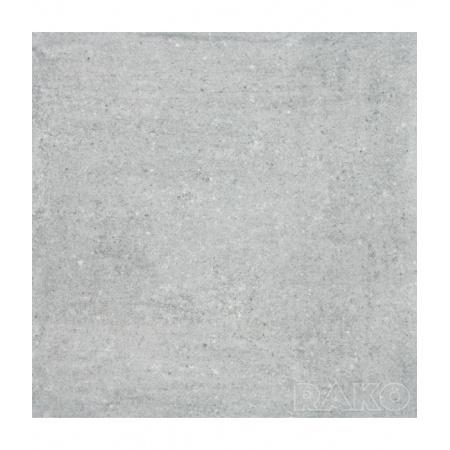Rako Cemento Płytka podłogowa gresowa 60x60 cm rektyfikowana, ciemnoszara DAK63661