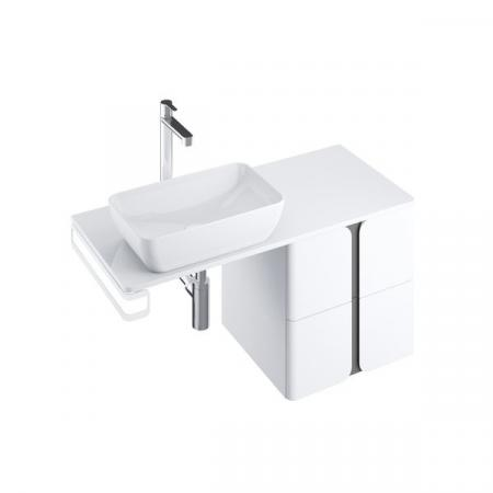 Ravak Balance Blat 120x46,5 cm biały X000001372
