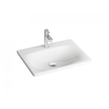 Ravak Balance Umywalka meblowa 50x46,5 cm biała XJX01250000