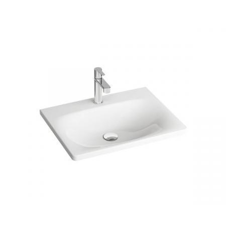 Ravak Balance Umywalka meblowa 60x46,5 cm biała XJX01260000