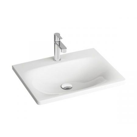 Ravak Balance Umywalka meblowa 80x46,5 cm biała XJX01280000