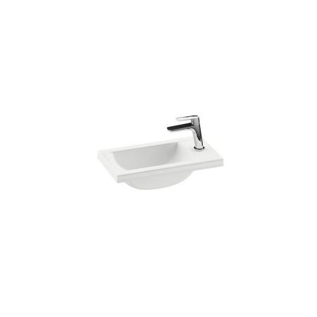 Ravak Classic Umywalka wisząca 40x22x11,5 cm, biała XJD01140000