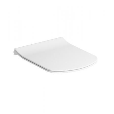 Ravak Classic Deska sedesowa wolnoopadająca cienka Slim biała X01673