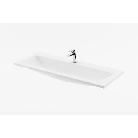 Ravak Clear Umywalka meblowa 80x38x12 cm, biała XJJ01180000